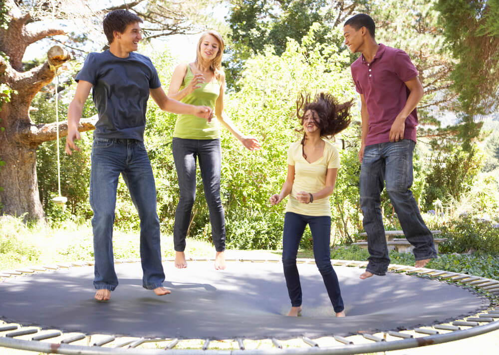 Best Trampolines for Teenagers